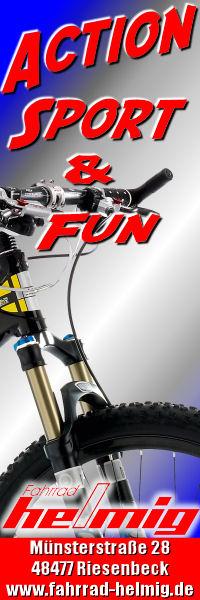 Fahrrad Helmig Ihr Fachgeschäft für Zweiräder in Riesenbeck